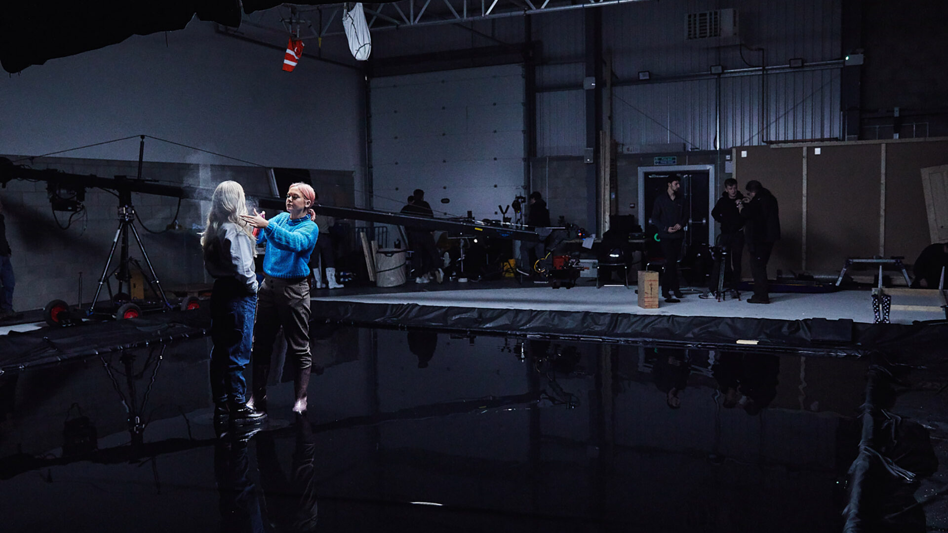 Behind the Scenes 33
